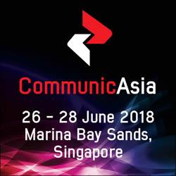 Communic Asia 2018