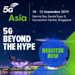 5G Asia 2019